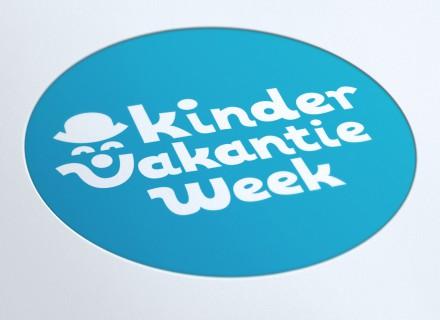 Logo ontwerp Kindervakantieweek Huizen